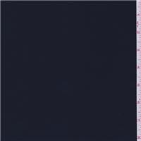 *2 1/2 YD PC--Navy Blue Slinky