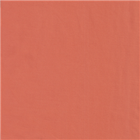 *2 YD PC--Salmon Orange Jersey Knit