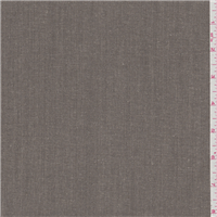 *3 1/4 YD PC--Taupe Grey Suiting