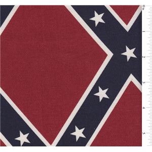 Rebel Flag Twill Bolt Bf0351 Fashion Fabrics