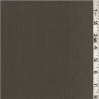 *1 1/2 YD PC--Olive Taupe Oxford Suiting