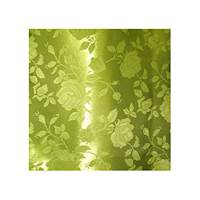 Lime Green Eversong Brocade