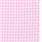Pink 1/4 Inch Gingham