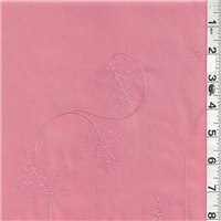 *2 1/2 YD PC--Salmon Poplin