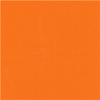 *7/8 YD PC--Orange Double Knit