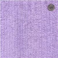 *5/8 YD PC--Lilac Cotton Chenille