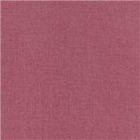 *4 5/8 YD PC--Dark Terra Cotta Linen Shirting