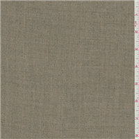 *2 3/4 YD PC--Olive Tan Linen