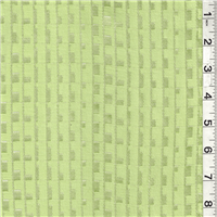 *1 YD PC--Lime Green Suiting