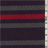 *3 YD PC--Dark Navy Rope Suiting