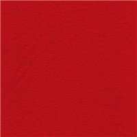 *1 YD PC--Red Terry Cloth