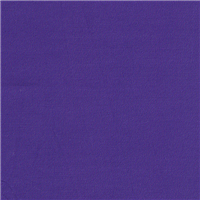 *3/4 YD PC--Purple Broadcloth