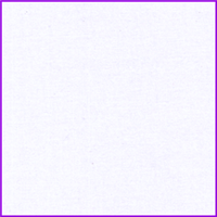*2 3/4 YD PC--White Broadcloth