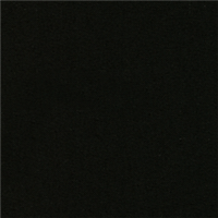 *2 3/4 YD PC--Black Broadcloth