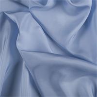 *1 YD PC--Sky Blue Silk Crepe de Chine