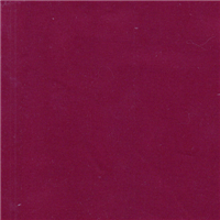 *3 YD PC--Claret Broadcloth