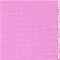 *1 5/8 YD PC--Baby Pink Suiting