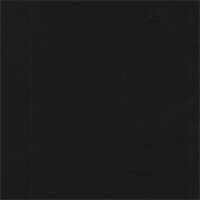 *3/4 YD PC--Black Wool Cashmere Coating