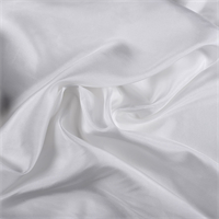 *1 1/2 YD PC--Ivory Silk Habotai