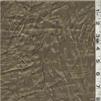 *3 1/8 YD PC--Golden Bronze Shimmer Crinkle