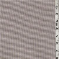 *2 3/8 YD PC--Sage/Purple Plaid Challis Shirting