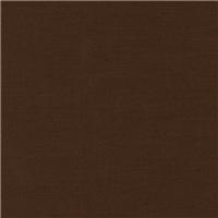 *5/8 YD PC--Dark Brown Broadcloth