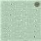 *1 5/8 YD PC--Mint Eyelet
