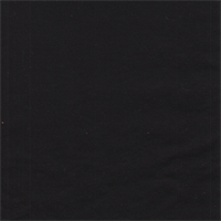 *2 1/2 YD PC--Jet Black Double Knit