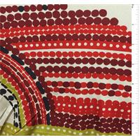 Citron Print Silk Jersey Knit