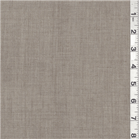 *3 YD PC--Heather Taupe Suiting