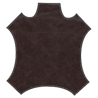 Brown Leather Hide