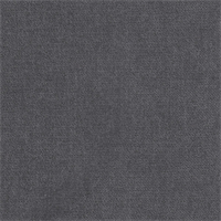 *1 1/2 YD PC--Smokey Black Chenille Upholstery