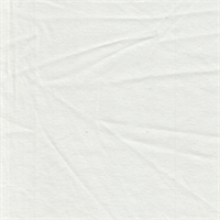 *3 YD PC--White Jersey Knit