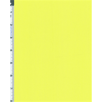 Electric Yellow Twill