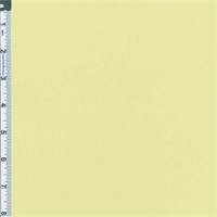 Yellow Cotton Twill Decorating Fabric