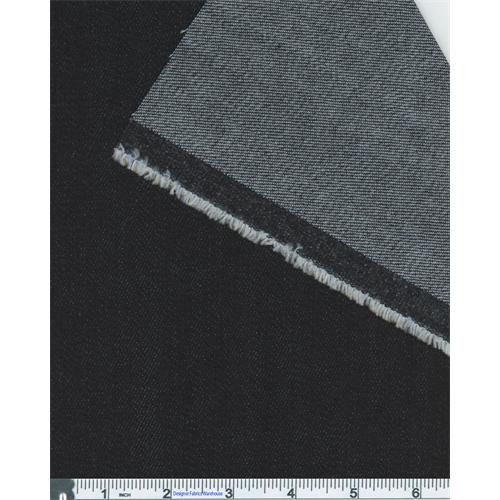Dark Indigo 11 Oz Slub Denim 55286 Discount Fabrics