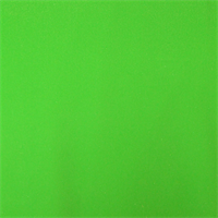 *1 1/2 YD PC--Neon Green Stretch Velvet