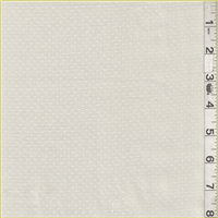 *2 YD PC--Cream Fine Line Twill