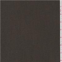 *3 YD PC--Dark Brown Rayon Gauze