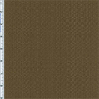 Bronzed Brown Olive Klein Linen-look Home Decorating Fabric