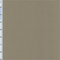 Mouse Taupe Beige Slub Woven Home Decorating Fabric