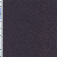 Dark Purple Slub Woven Home Decorating Fabric