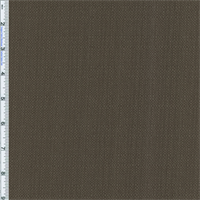 Dark Taupe Brown Klein Linen-look Home Decorating Fabric