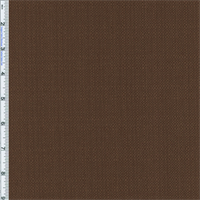Brown Star Anise Designer Linen-look Home Decorating Fabric