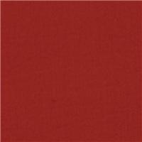*2 YD PC--Moroccan Red Silk Rayon Velvet