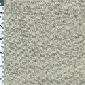 Taupe stretch sweater knit 56688 discount fabrics for Space dye knit fabric by the yard