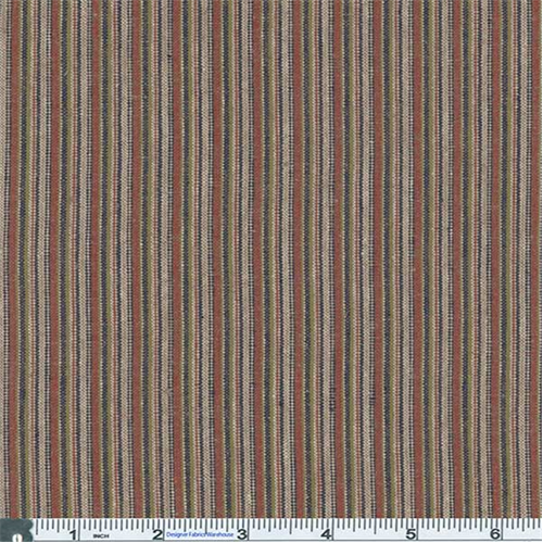 Awning Fabric By The Yard : Rust olive black awning stripe plaid fabric by the yard
