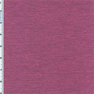Pink black micro space dye stripe jersey knit 57331 for Space dye knit fabric by the yard