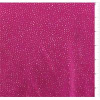 *2 5/8 YD PC--Fuschia Glitter Slinky