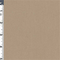 *2 7/8 YD PC--Suntan Cotton/Nylon Twill